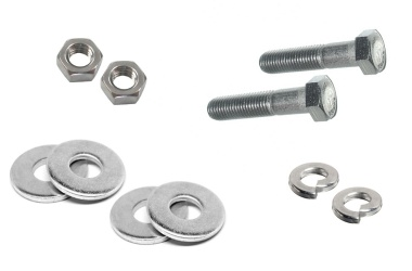Recessed Top Mount Hardware Kit